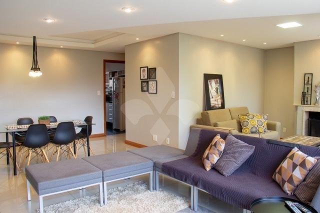 Apartamento à venda com 3 dormitórios em Jardim lindóia, Porto alegre cod:8548 - Foto 6