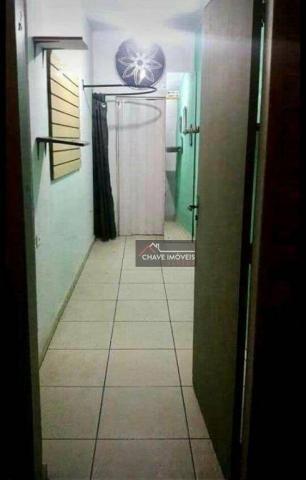 Casa popular com 2 dormitórios à venda, 92 m² por R$ 250.000 - Macuco - Santos/SP - Foto 10
