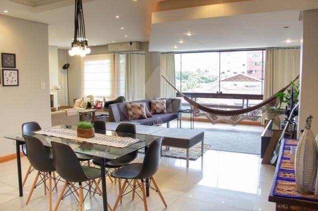 Apartamento à venda com 3 dormitórios em Jardim lindóia, Porto alegre cod:8548 - Foto 2