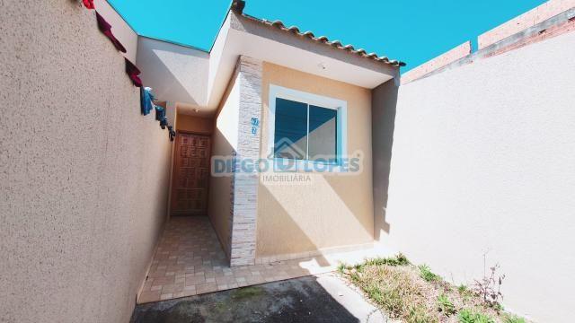 Casa à venda com 2 dormitórios em Campo de santana, Curitiba cod:682