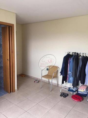 Sobrado com 3 dormitórios para alugar, 159 m² por R$ 3.000/mês - Serpa - Caieiras/SP - Foto 7