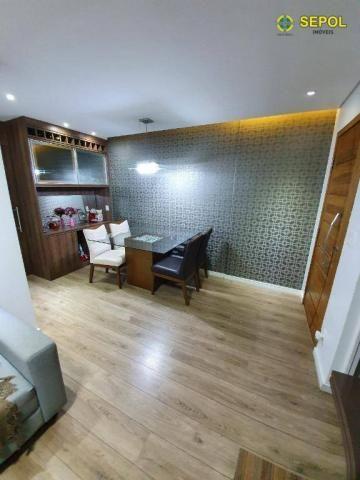 Apartamento com 3 dormitórios à venda por R$ 360.000,00 - Vila Carrão - São Paulo/SP - Foto 10