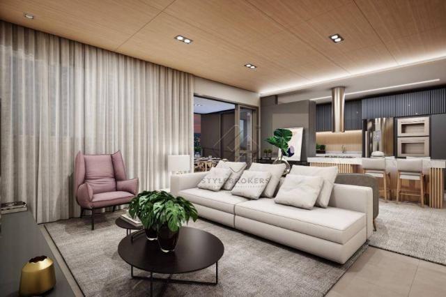 Apartamento com 3 dormitórios à venda, 105 m² por R$ 630.000,00 - Bravie - Cuiabá/MT - Foto 11