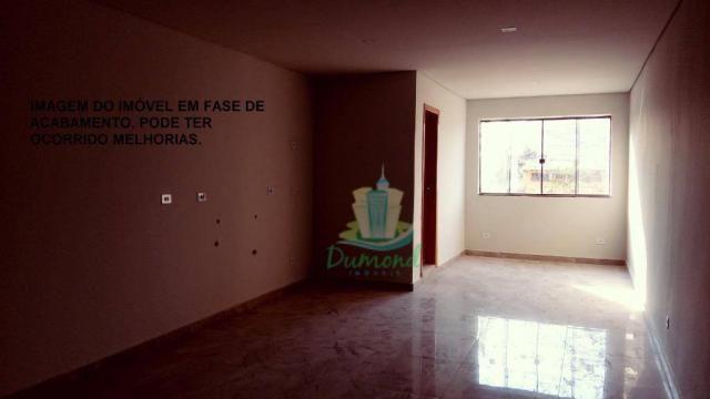 Apartamento com 1 dormitório para alugar, 34 m² por R$ 1.300/mês na Vila Portes em Foz do  - Foto 3