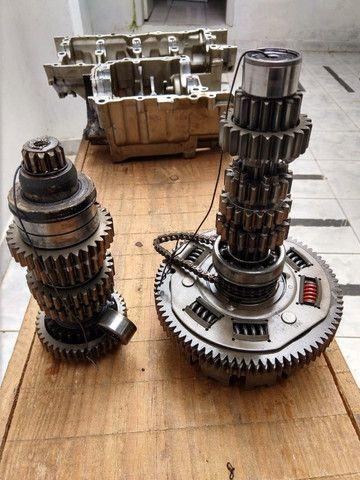 Peças de motor e cambio Hornet carburada 2007 - Leia o descritivo - Foto 17