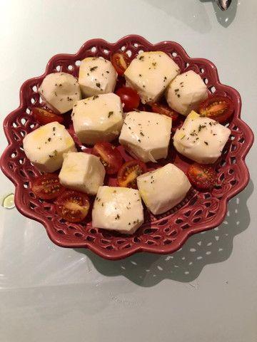 Queijo Brie e Mozarella de búfala  - Foto 3