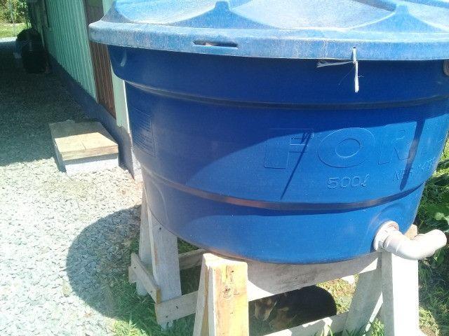 Caixa de água 500litros - Foto 3