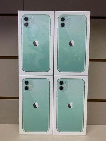 Iphone 11 128gb preto novo lacrado - Foto 3