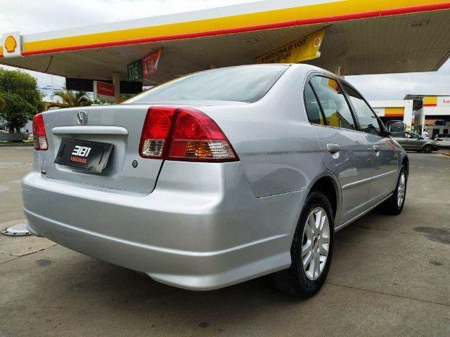 Honda - Civic LXL Aut. - 2004 - Foto 4
