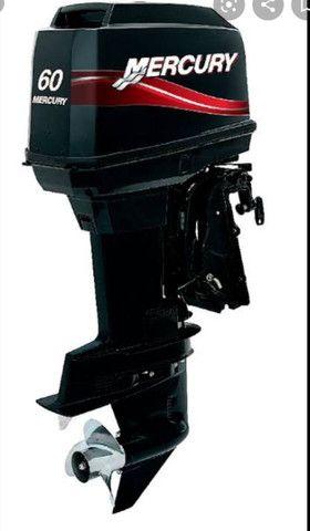 Motor de Popa  Mercury Zero.