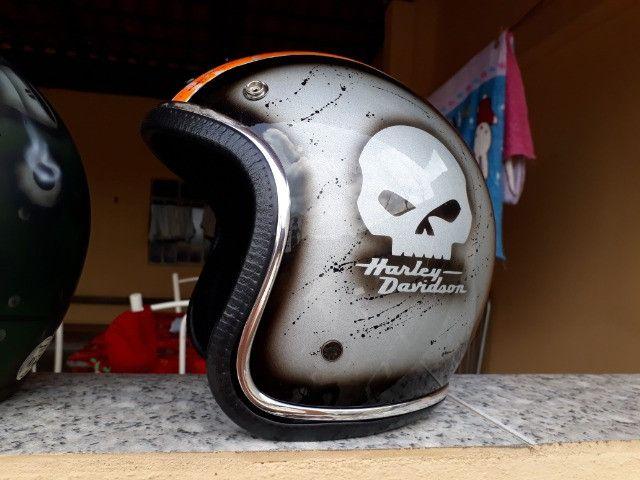 Vendo capacetes personalizados - Foto 5