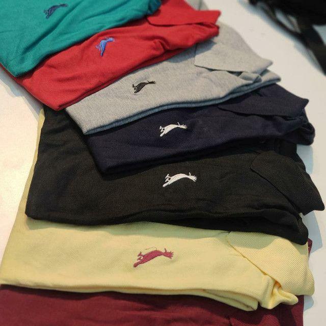 Camisas Polo reserva,tommy e lacos - Foto 5
