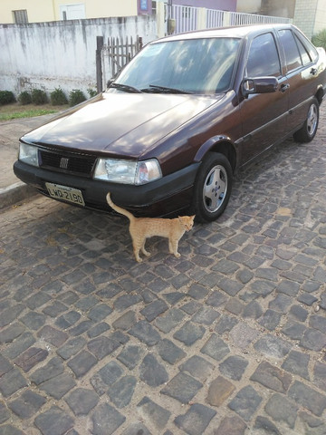 Fiat tempra bem cuidado,pra quem gosta de carro antigo original. - Foto 4