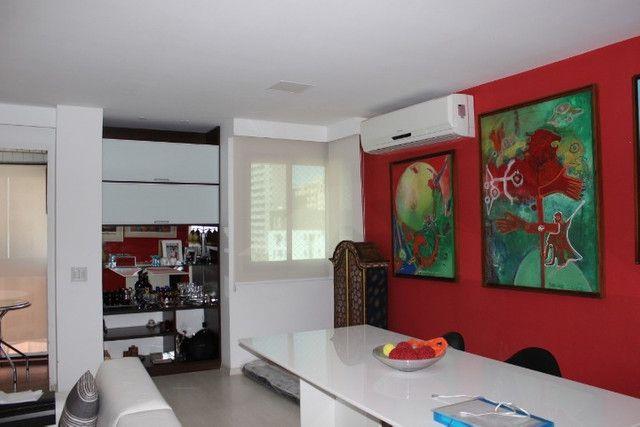 AL117 Apartamento 1 Quarto Suíte+Closet+Escritório, Depen, 3 Wc, 2 Vagas, 94m², Boa Viagem - Foto 4