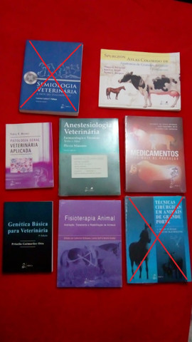 Kit Livros Veterinária - Foto 2
