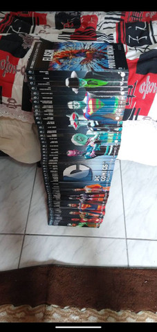Vendo coleção completa da dc comics