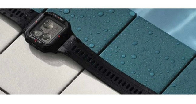 Relógio inteligente Xiaomi Amazfit Neo - Retrô - Foto 5