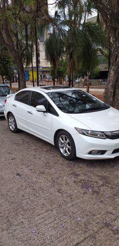 Honda civic 2.0 EXR o mais completo 2014 - Foto 6