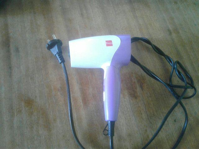Vendo secador de cabelo em bom estado
