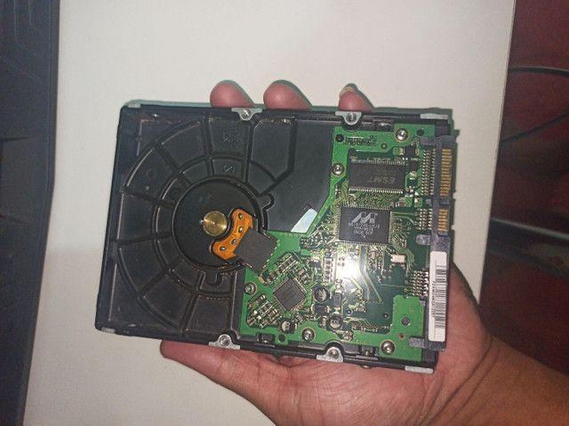 HD 320 GB COM WINDOWS 10. ( VENDO OU TROCO - Foto 2