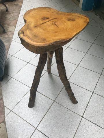 Mesa em jaqueira