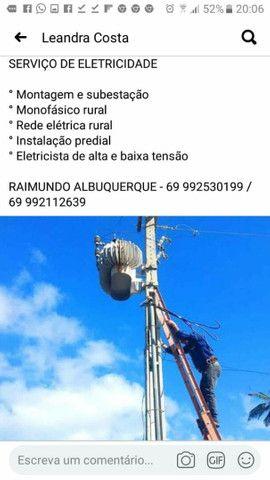 Precisando de eletricista e só liga - Foto 2