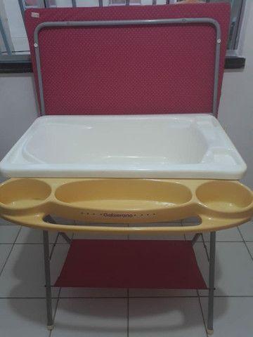 Trocador com banheira - Foto 6