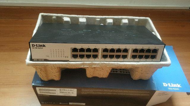 Switch D-Link DES-1024D - Foto 4