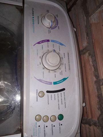 Vende máquina de lavar tirar peca