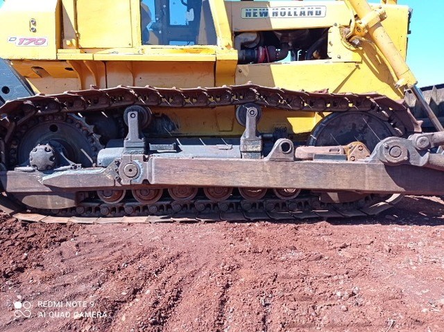 Trator de esteira D-170 - Foto 2