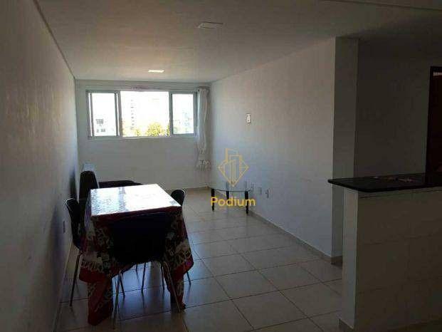 Apartamento no Ecomarine Residence, com área de Lazer Completa a 270m² da praia de Camboin - Foto 2