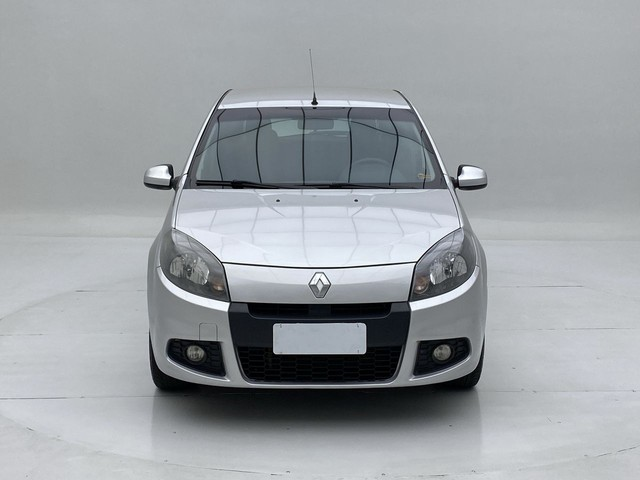 Renault SANDERO SANDERO Expression Hi-Flex 1.6 8V 5p - Foto 2