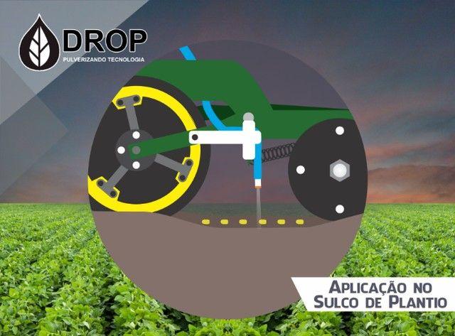 Máquina Pulverização Sulco De Plantio Drop 320 Smart - Foto 3