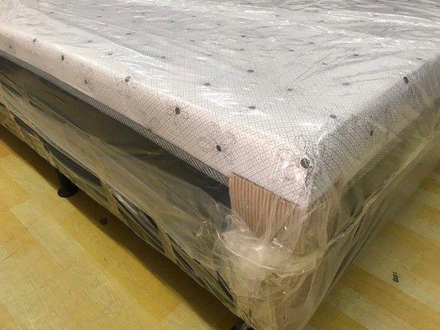 Conjunto Box Semi Casal, Viúvo** .Super Conforto, Direto Da Fabrica - Foto 2