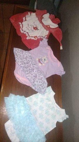 Kit roupa infantil  - Foto 3
