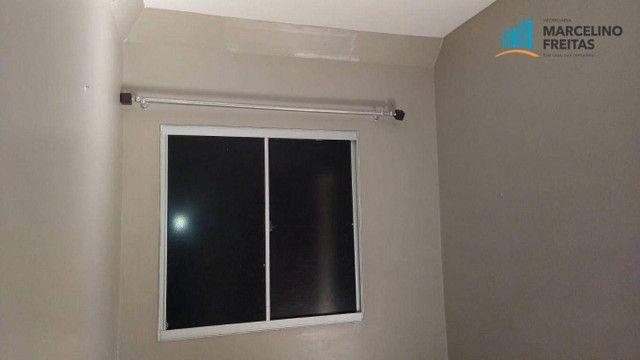 Apartamento com 2 dormitórios para alugar, 44 m² por R$ 809,00/mês - Vila Velha - Fortalez - Foto 16