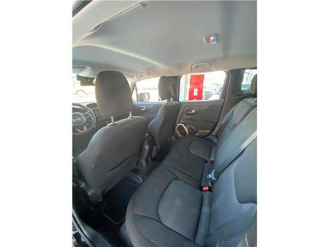 Jeep Renegade 2018 2.0 16v turbo diesel custom 4p 4x4 automático - Foto 8