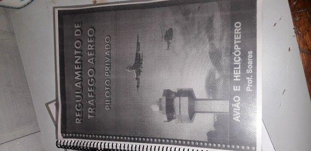 Livros piloto privado avião R$120 - Foto 2