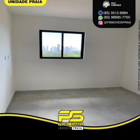 Apartamento com 2 dormitórios à venda, 55 m² por R$ 210.000 - Expedicionários - João Pesso - Foto 4
