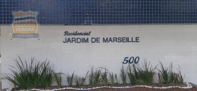 Apartamento no residencial Jardim de Marseille, pronto para morar. - Foto 2