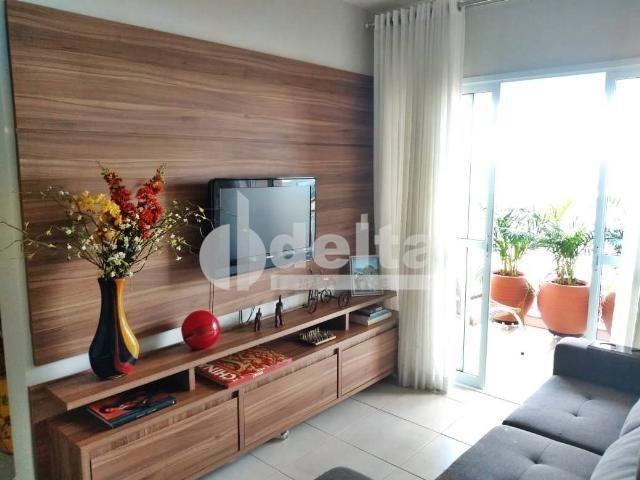 Apartamento para alugar com 3 dormitórios em Morada da colina, Uberlandia cod:643041 - Foto 7