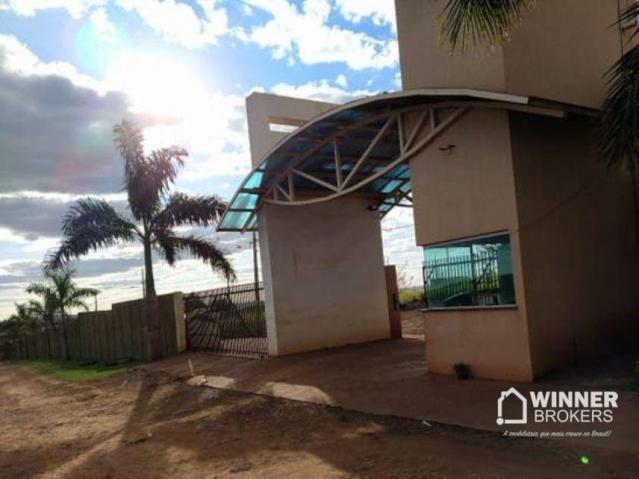 Direitos de casa com 3 dormitórios à venda, 120 m² por R$ 160.000 - Ivailandia - Engenheir - Foto 11