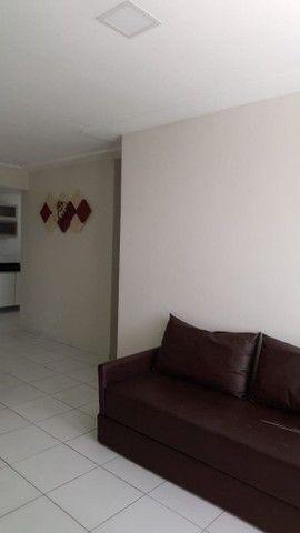 Aluga-se Apartamento Mobiliado de 02 quartos no Catolé  - Foto 4