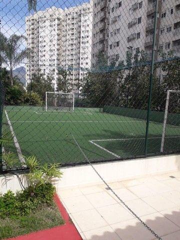 Condomínio Rio Residencial Del Castilho Dois quartos com suíte - Foto 11
