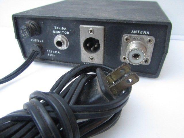 Receptor VHF Vox WR-60 - Foto 3
