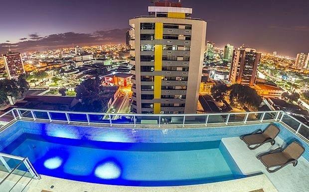 Alugo Flat mobiliado no Único Apart Hotel no Centro de Feira de Santana - BA. - Foto 4