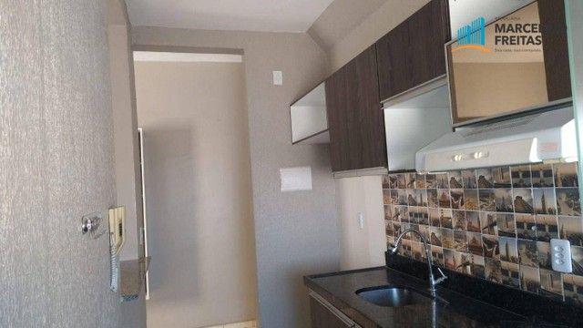 Apartamento com 2 dormitórios para alugar, 44 m² por R$ 809,00/mês - Vila Velha - Fortalez - Foto 10
