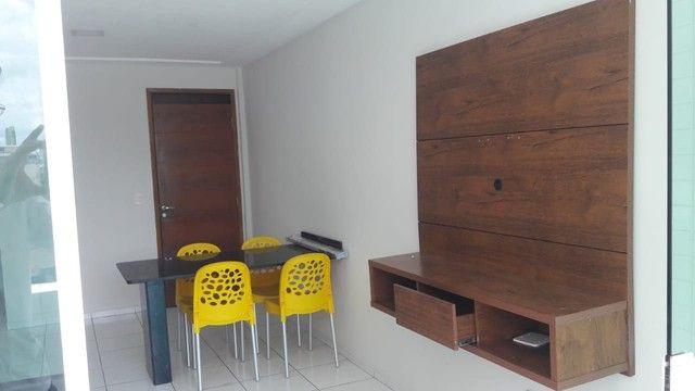 Aluga-se Apartamento Mobiliado de 02 quartos no Catolé  - Foto 11