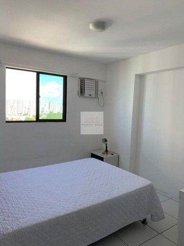 Edf. Ada Melo, Boa Viagem/ 02 quartos, sendo 01 Suíte/70M²/Andar Alto/Mobiliado/Tx inc... - Foto 6