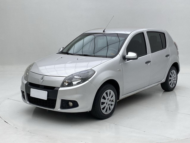 Renault SANDERO SANDERO Expression Hi-Flex 1.6 8V 5p